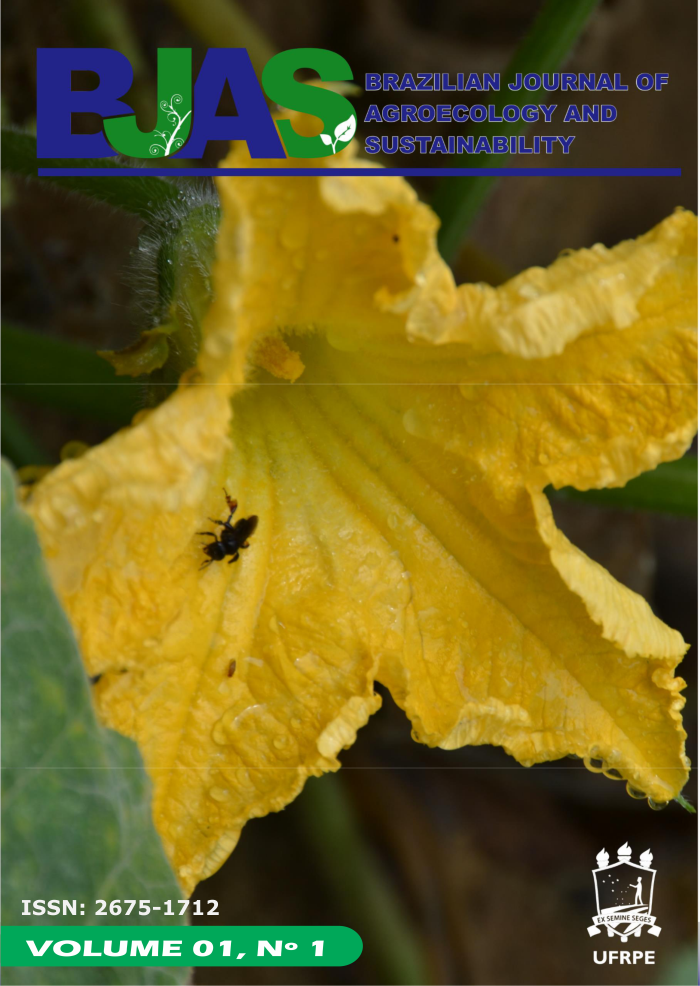 Brazilian Journal of Agroecology and Sustainability